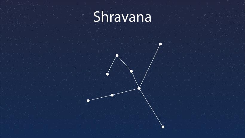 Shravana Nakshatra