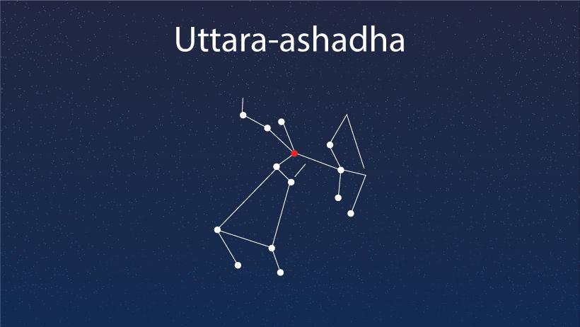 Uttara-ashadha Nakshatra